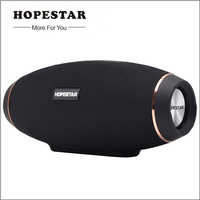 HOPESTAR IP5 Waterproof Bluetooth Speaker Wireless Speakers Subwoofer Super Bass Stereo MP3 Player Boombox With Power