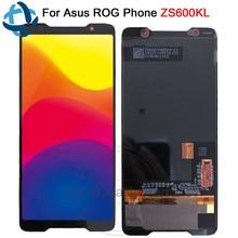 6,0 ZS600KL Screen Telefon