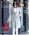 Más el Tamaño 2015 Nuevo Otoño Y el Invierno Ropa de Mujer de Largo diseño Femenino Abrigo de Lana de La Moda Delgado Mezclas Trench abrigo
