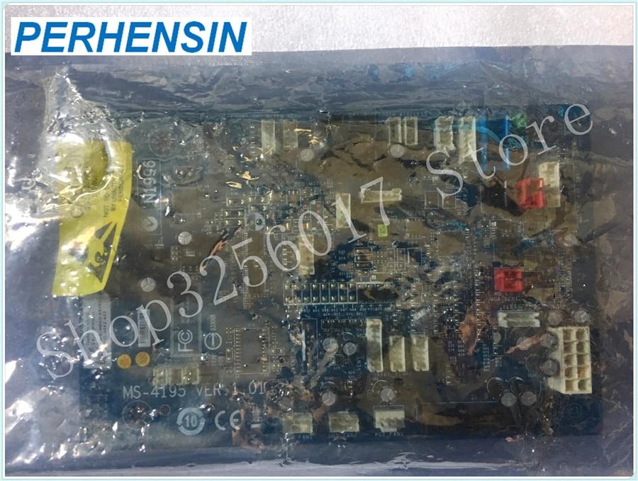 GENUINE FOR Dell FOR Alienware Area 51 Master I/O Board CN-0FMDKG FMDKG MS-4195 genuine for dell opt 790 990 usb board audio board g3xvd cn 0g3xvd