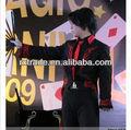 Tail coat magician's costume fans umbrella magic tricks