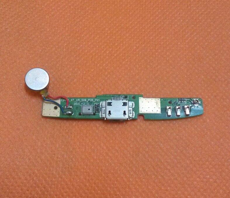 Usado Original USB de carga a bordo para HTM Feiteng H9500 S4 MTK6589 5.0 pulgadas HD segunda mano  Se entrega en toda España