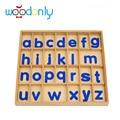 Монтессори Деревянные Letter Box Детские Игрушки Активности Образовательные Early Learning игрушки для детей Подарок oyuncak