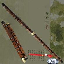 Бамбуковые канавки высокого качества, профессиональные деревянные духовые канавки, музыкальные инструменты, C, D, E, F, G ключ, китайская дизел...