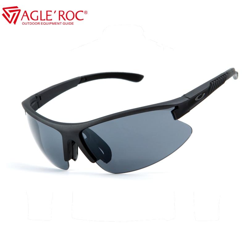 4f8dc8cd843d4 Novos Homens Ao Ar Livre Esportes Óculos Polarizados Óculos de Bicicleta  Espelho À Prova de Vento Óculos de Sol Óculos de Equitação Ciclismo Óculos  Óculos ...