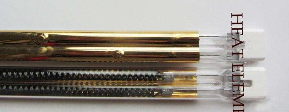 IR heater instead of Heraeus carbon infrared emitters