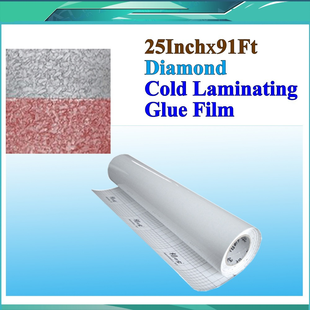 Diamond PVC Cold Laminating Film Bilayer Protect Photo for Cold Lamintor Film 25x31Yards nahid sharmin and reza ul jalil mucoadhesive bilayer lidocaine buccal tablet to treat gum diseases