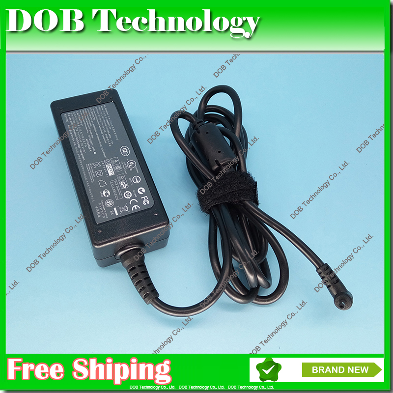 19V 2.1A AC Laptop Adapter For asus Eee PC Netbook Charger F0754 EXA081XA 1201N ADP-40H/40PH AB Power Supply Laptop Adapter