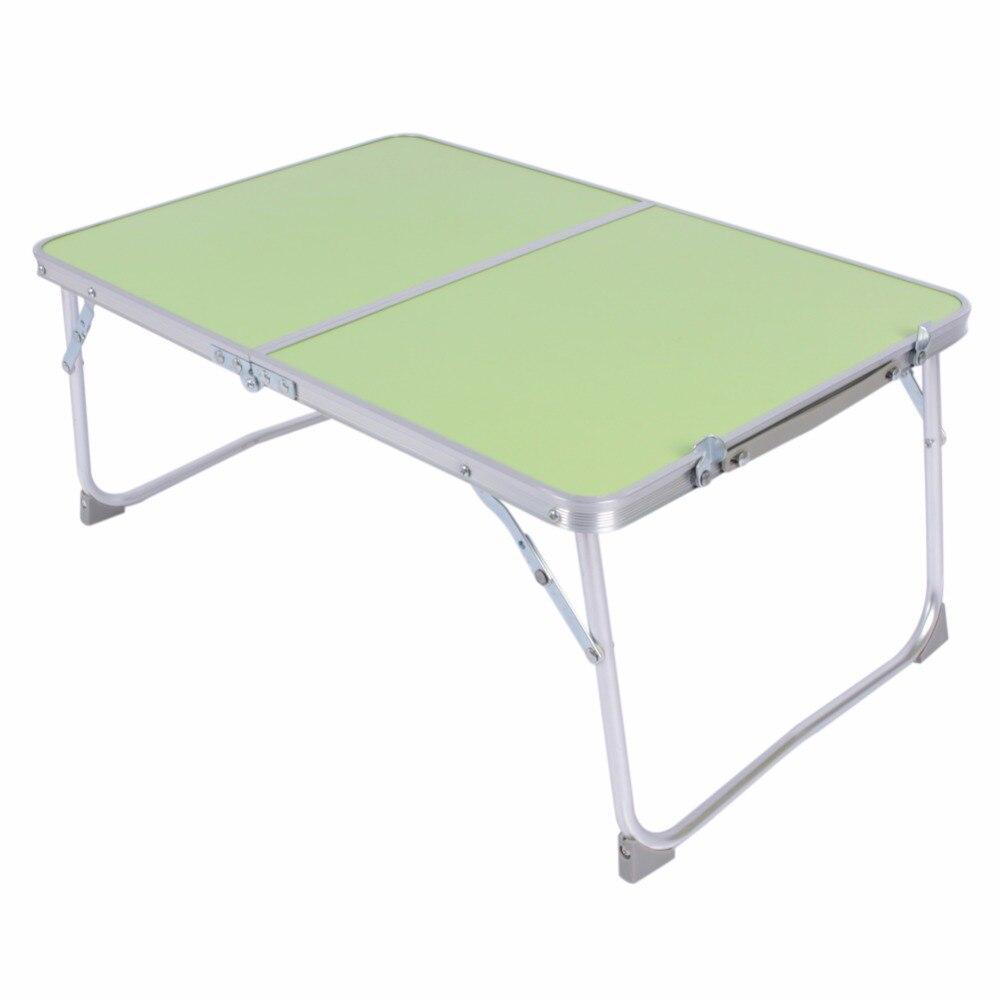 1pc Portable Picnic Camping Folding Table Laptop Desk