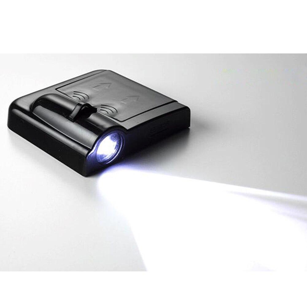 Pintu mobil, Selamat datang pola cahaya proyektor untuk semua mobil - Lampu mobil - Foto 4