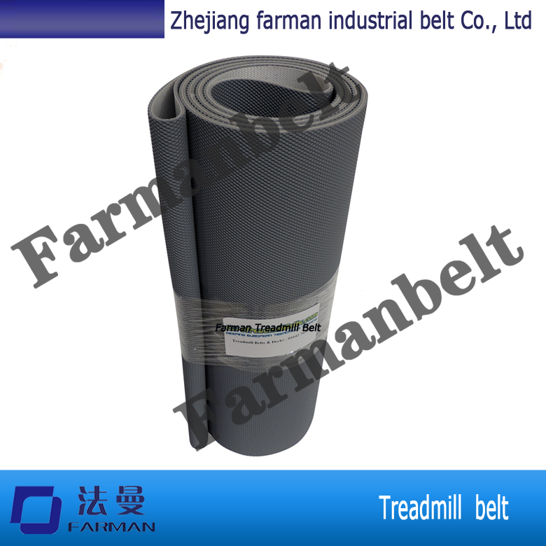 Treadmill conveyor belt industrial black conveyor belt elevator belt conveyor