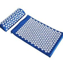 Health Care Body Pain Relief Acupuncture Massager Cushion fo