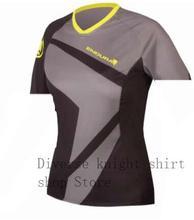 2019 Herbalife new cycling short-sleeved sweatshirt mountain bike downhill summer jersey