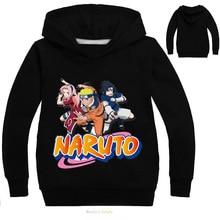 Naruto Printed Children's Hoodie