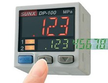 Sunx Nowego W Pudełku Cyfrowy Czujnik Ciśnienia DP-102