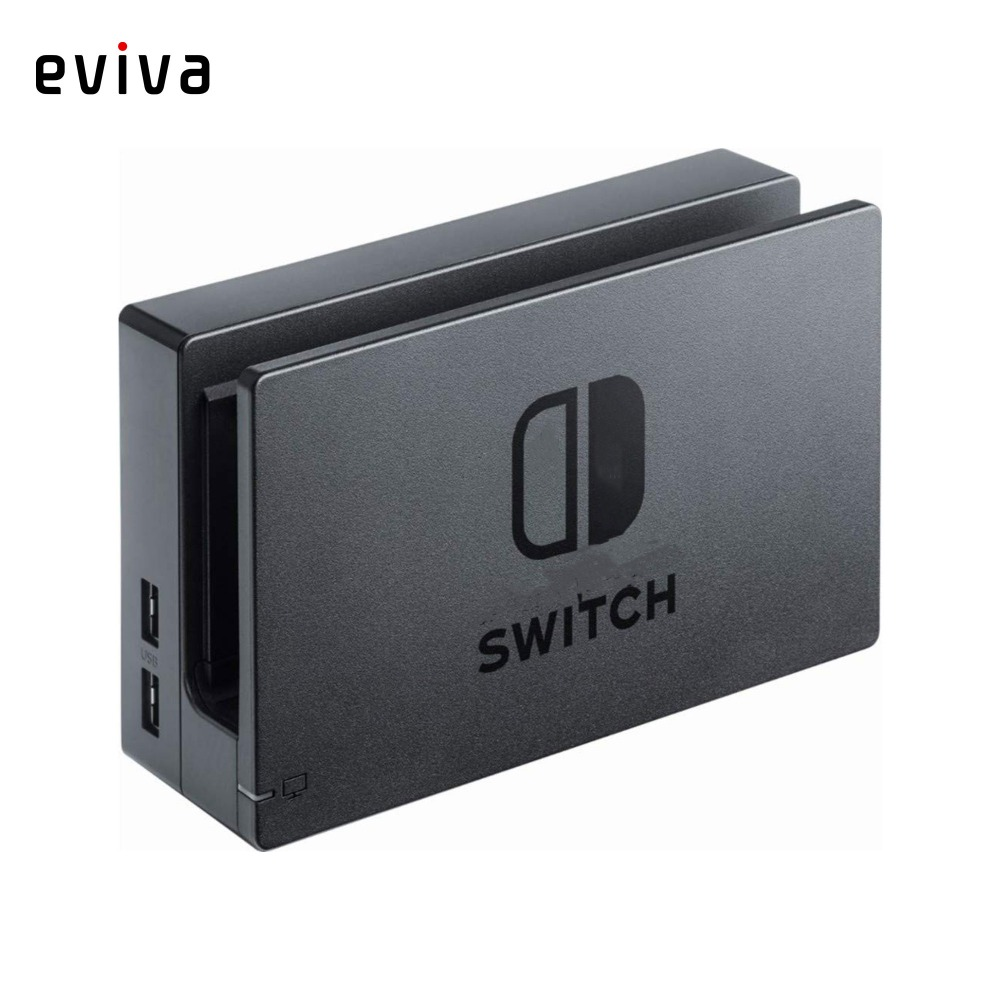 For Nintend Switch Console Controller Charging Dock HDMI Stand Dock Portable Charger Station