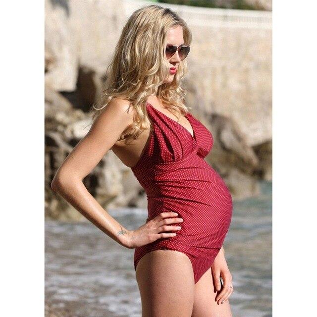 Trajes De Baño Embarazadas | Mujeres Embarazadas De Maternidad Traje De Bano Trajes De Bano