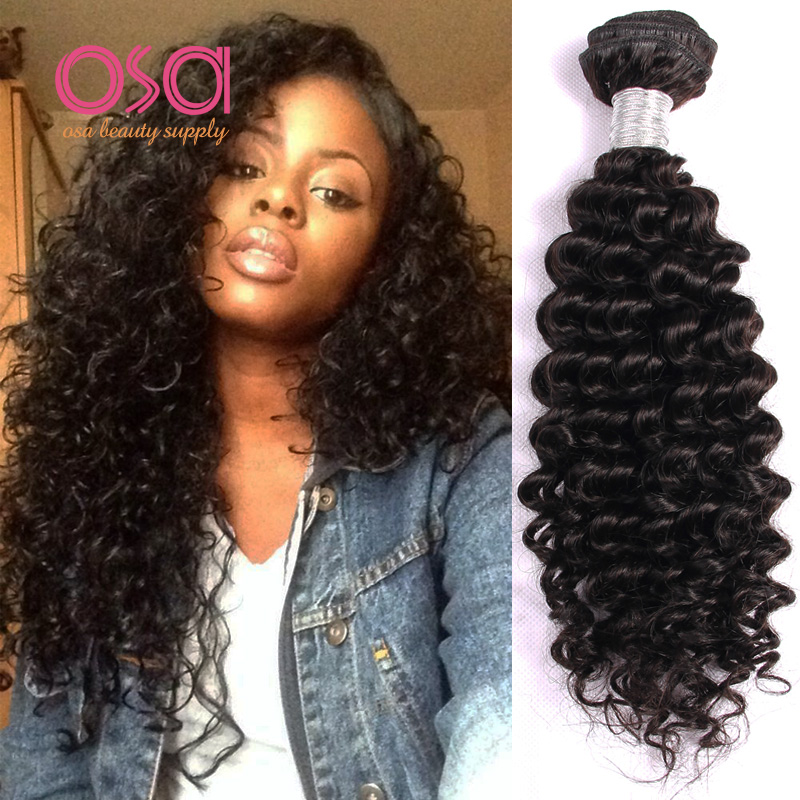 4pc 7a brazilian tight curly hair brazilian virgin hair brazilian 4pc 7a brazilian tight curly hair brazilian virgin hair brazilian deep wave brazilian hair weave bundles wet and wavy human hair in hair weaves from hair pmusecretfo Gallery