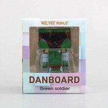 Danbo X Bobba Fett PVC Action Figure 8cm