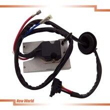 Стайлинга автомобилей Мотора Вентилятора Резистор Регулятор использовать OE НЕТ. 1248212151 для Benz W124 S124 C124 A124