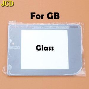 Image 4 - JCD 1Pcs Neue Glas Kunststoff Bildschirm Objektiv abdeckung Für Nintend Gameboy Klassische Für GB Objektiv Protector