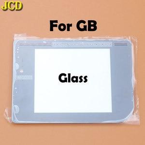 Image 4 - Jcd 1 pcs 새로운 유리 플라스틱 스크린 렌즈 커버 닌텐도 게임 보이 클래식 gb 렌즈 수호자
