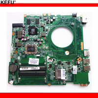DAY23AMB6F0 REV:F laptop motherboard 763428 501763428 001Fit For HP PAVILION 17 F series mainboard 260M/2GB A10 5745M