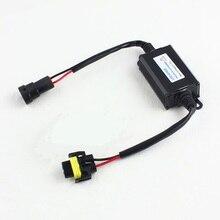 H8 H11 LED Headlight Lamp Bulb Light Beam Canbus Error Free Load Resistor LED Decoder Warning Canceler цена