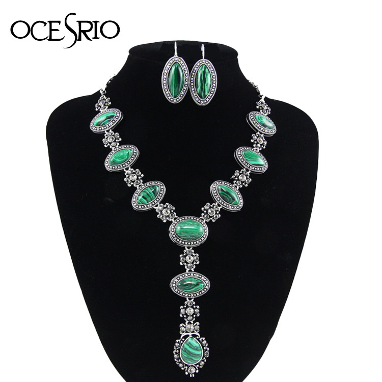 OCESRIO Green Malachite...