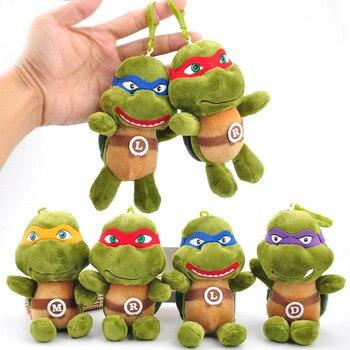 Плюшевые игрушки Черепашки Ниндзя