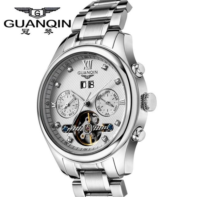 GUANQIN Tourbillion Watch