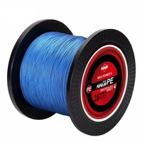 Quality Brand Tri Poseidon Series TP1000 Braided Fishing Line 1000M Japan Wire PE Braided Line 8