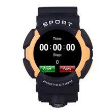 2016 neue A10 Wasserdichte Sport Smart Uhr MT2502 Mit Bluetooth g-sensor Herz Rate Wasserdichte IP67 Smartwatch