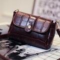 2016 новая мода крокодил картина небольшой площади сумка женщины сумка PU сумка Женщины сумка zs446