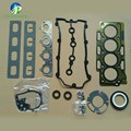 FIT CHERY  TIGGO 3 OR  EASTAR 2.0L SQR484F 484J Metal Automotive Spare Parts Full Set Engine Parts Overhaul package 484J-100001