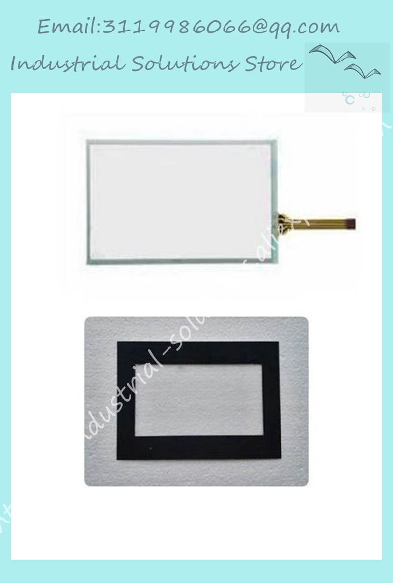 New HMIGXO3501 touch screen with film mask a setNew HMIGXO3501 touch screen with film mask a set