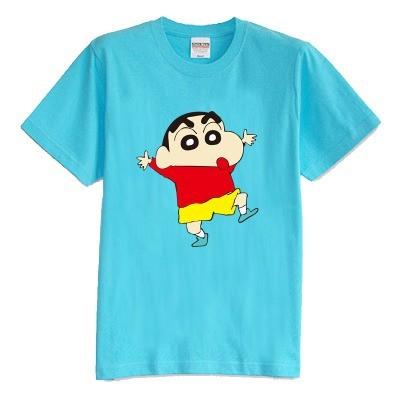 Niños camiseta del verano de manga corta Lápiz muchos colores camiseta del bebé 100% algodón niño niña kid t shirt