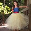 Inspirado Princesa Vestido Del Tutú Blancanieves Niñas vestido para la Fiesta de Cumpleaños Del Bebé Niñas Niños Cosplay PT277