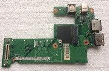 WZSM Новый Сила DC Jack плата USB для Dell Inspiron N5010 M5010 48.4HH02.011