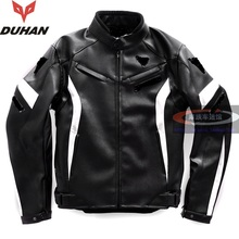 Free shipping 1pcs Free shipping 1pcs New Men's PU Leather Jacket Coat Slim fit Biker Motorcycle jacket Hooded with 7pcs pads