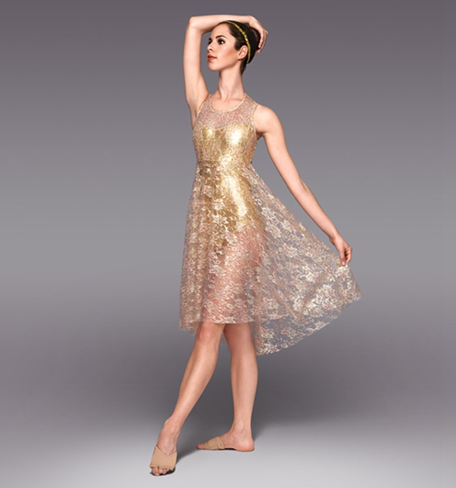 New Women's Professional Lace Modern Dance Clothes Costumes Stage Performance Clothing Trade New Dance Wear for Women