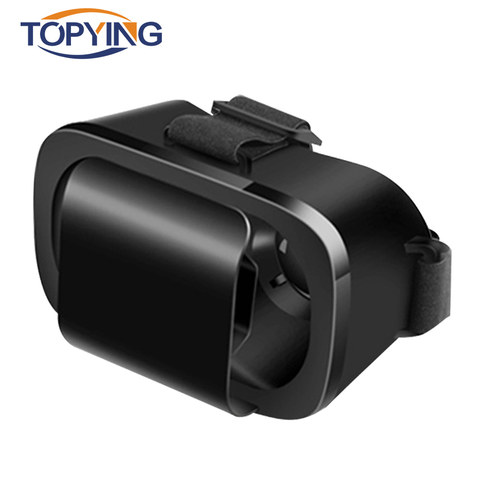 VR Box 3D Googles Cardboard Virtual Reality Glasses VR 3D Glasses Headset Goggles For Iphone 4.7-6.0″ SmartPhone Ultra-light