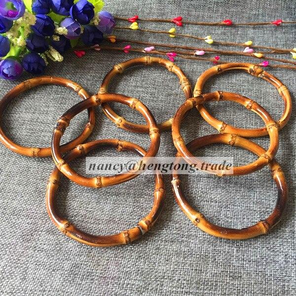 cheap exquisite natural bamboo bangle fashionable bamboo bracelet bamboo circle bamboo ring special