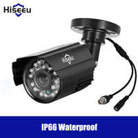 Hiseeu 720 P/1080 P PAL AHD IP Kamera Remote Viewing Motion Erkennung Überwachung cctv DVR system Security IP66 wasserdicht