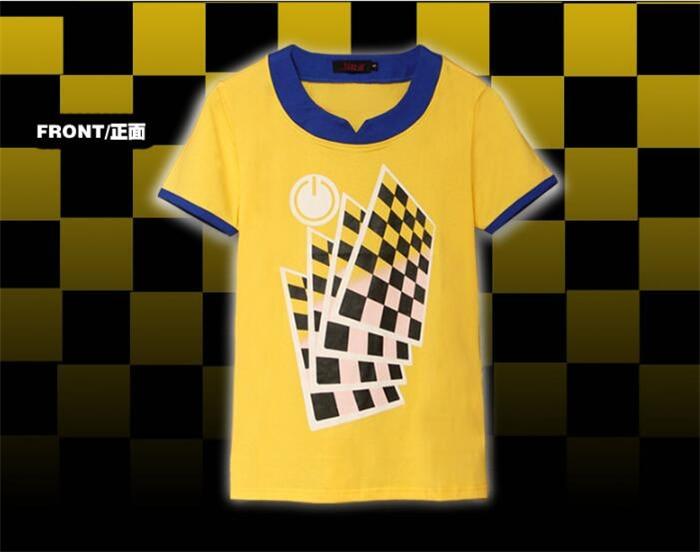 2017 T shirt NO GAME NO LIFE Japanese anime T shirt man woman Couples dress free shipping
