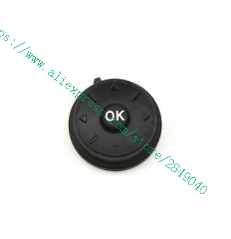 <font><b>D7000</b></font> OK Button Of Rear Cover Camera Repair <font><b>Parts</b></font> For <font><b>Nikon</b></font> image