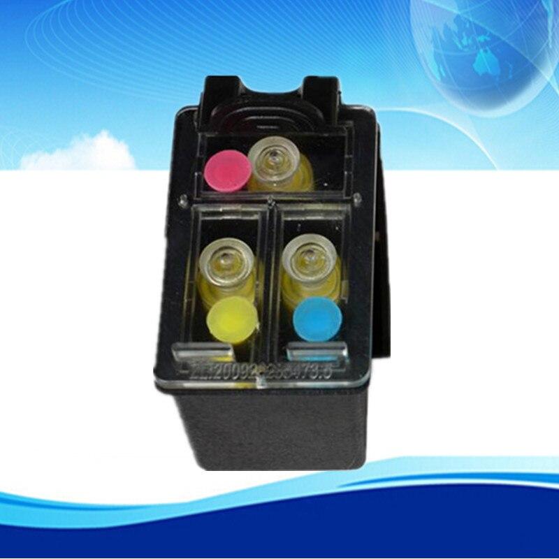 refillable compatible hp 301 color ink cartridges for deskjet 2540 3055a 2542 2544 printerchina - Hp 301 Tri Color Ink Cartridge