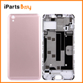 iPartsBuy for OPPO R9 Plus Battery Back Cover + Front Housing LCD Frame Bezel Plate
