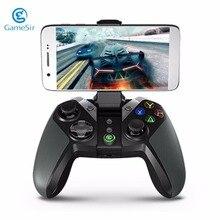Gamesir коврик G4s 2.4 ГГц Беспроводной игровой контроллер bluetooth геймпад для Android ТВ Box смартфонов планшетов и ПК VR игры