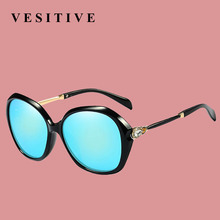 High Quality Women Sunglasses Luxury Brand Designer Shades Polarized Drivig Sun glasses For Ladies Glasses Eyewear accessories